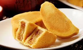 台湾お土産の定番パイナップルケーキ
