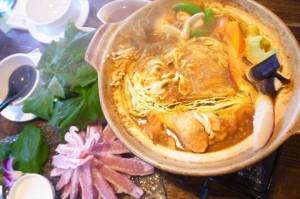 ③咖 哩 鍋