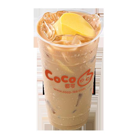布丁奶茶 460x460