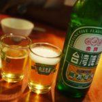台湾ひとり旅で一杯やる楽しみ