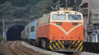 台湾鉄道一周の旅