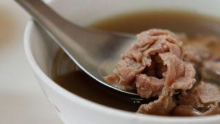 台南名物牛肉湯